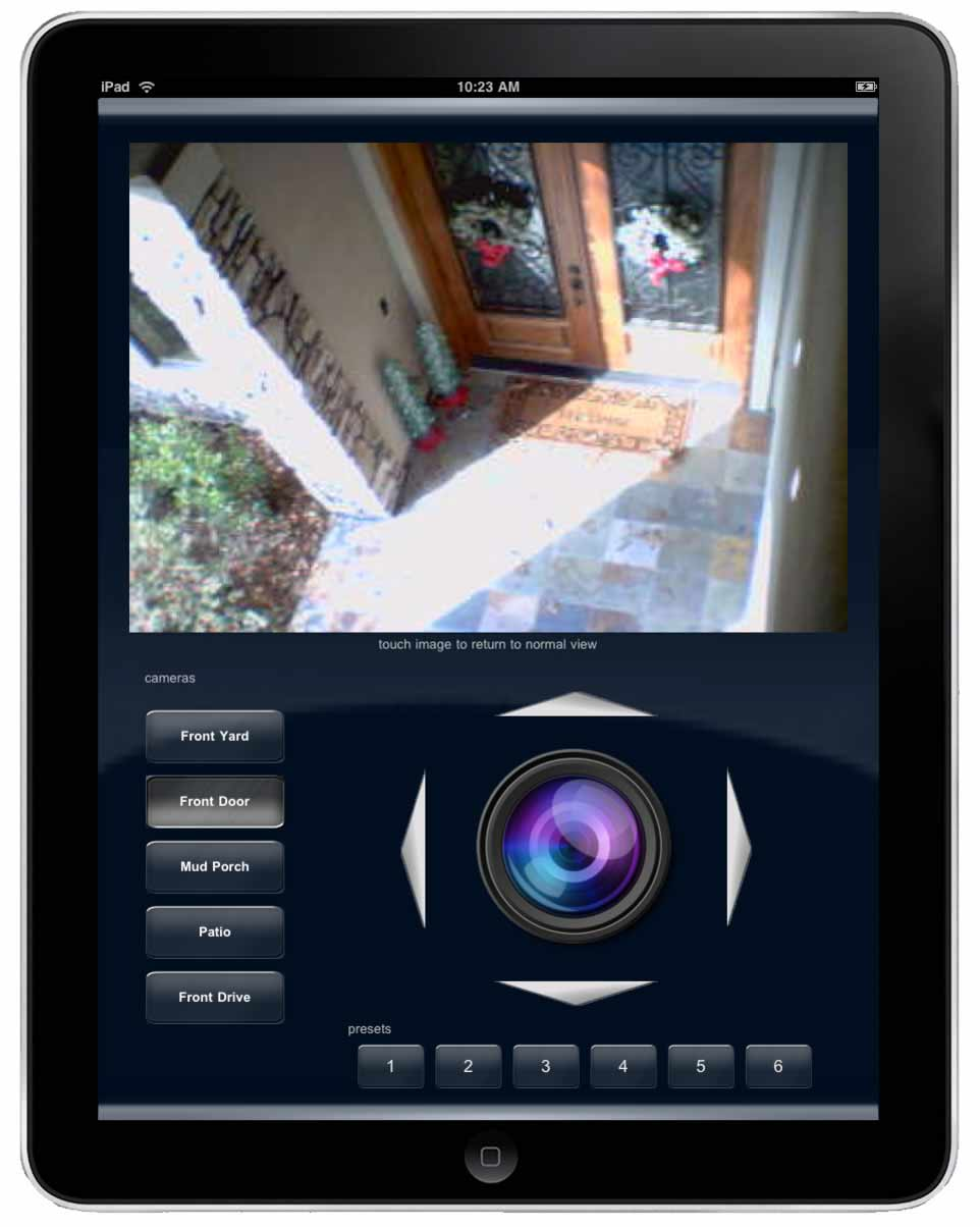 Merge Ultimate Ipad App Home Automation Crestron